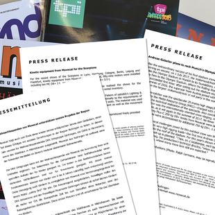 Pressemitteilungen der Movecat GmbH Nufringen