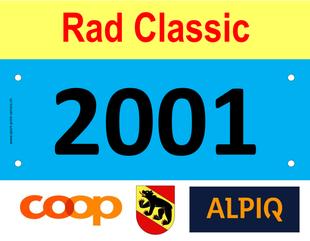 Startnummern für Radsport, Startnummern für Bikesport