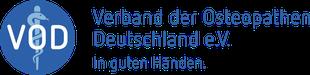 Mitglied im Verband der Osteopathen Deutschland e.V. VOD Osteopathie Kinderosteopathie Traumatheraphie Duisburg Moers Krefeld Oberhausen