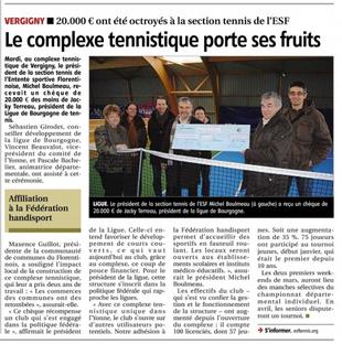 Yonne Républicaine 31-01-2013