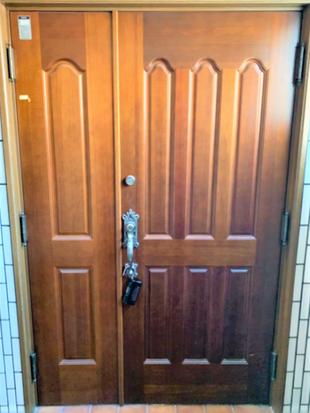 木製の扉 非耐火