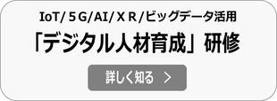 デジタル人材育成 IoT/5G/AI/ビッグデータ基礎 社員研修講師