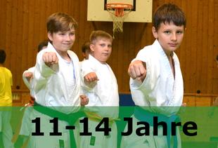 Training Jugendlich 11-14 Jahre