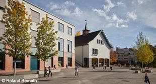KOS ermittelt den räumlichen Bedarf für den Schulstandort Feldmeilen.