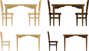 常陸太田市のテーブル、机などの家具処分