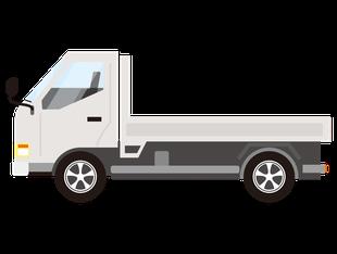 笠間市の不用品トラック積み放題