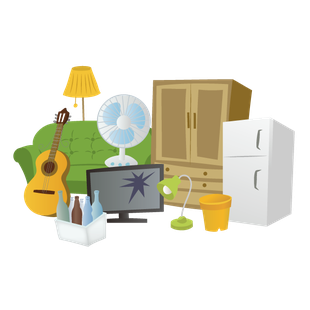 牛久市の不用品回収業者、自力で処分できない大きな粗大ごみもリサイクルします