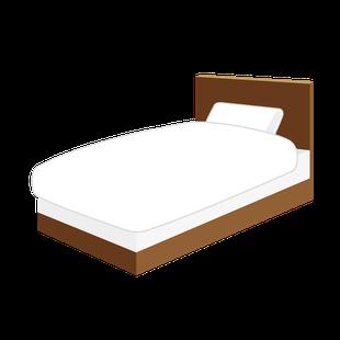 常陸大宮市でベッド、マットレスの家具処分