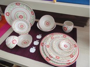 様々お茶碗と皿類