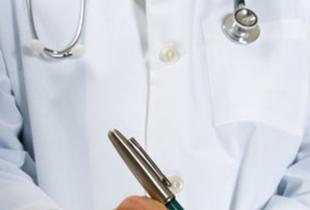 Bild von einem Arzt