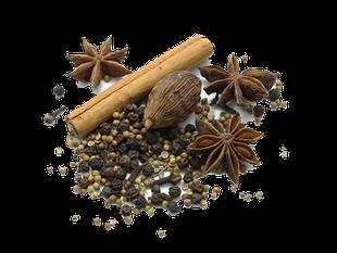 Les épices bio aux parfums puissants