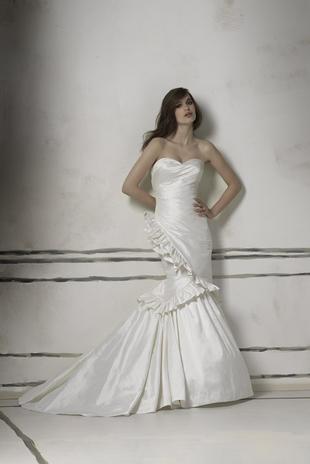 Brautkleid von Justin Alexander Outletpreis