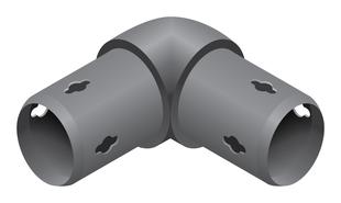 QUADRO Elbow Connector