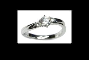婚約指輪  エンゲージメントリング Engagement ring