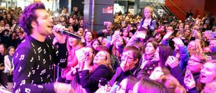 stars tv personnalités magasins centres commerciaux 65 64 32 31 33 40