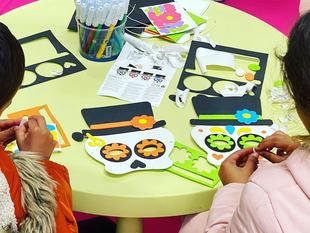 atelier créatif ludique enfant tarbes pau dax auch toulouse 65 64 32 33 31
