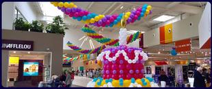 décoration ballon magasin pau tarbes auch dax bayonne