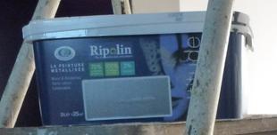 RIPOLIN ATTITUDE NOIR METAL