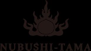 琉球の龍が守る神聖な宝の玉「ぬぶし玉」ロゴ