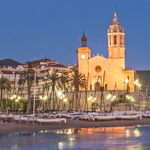 Day Trip to Sitges
