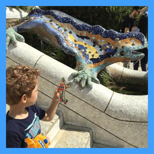 Tours y actividades para niños en Barcelona