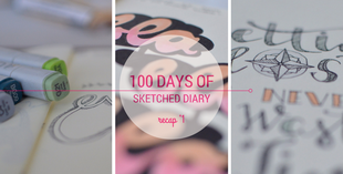 Sketched Diary – Pt. 1