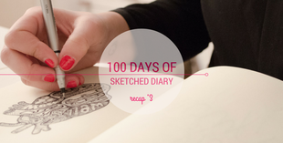 Sketched Diary – Pt. 3