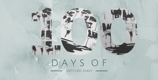 Sketched Diary