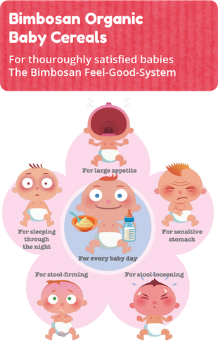 BIMBOSAN Organic  Bottle Supplements
