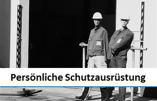 Florian Pusch - Arbeitssicherheitsunterweisung - Persönliche Schutzausrüstung - PSA - Helm - Gesichtsschutz - Handschuhe - Sicherheitsschuhe - Gehörschutz - Lärm -