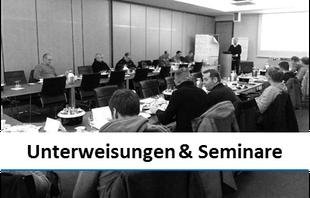 Florian Pusch - Unterweisung - Seminare - Arbeitsschutz - § 12 Arbeitsschutzgesetz - Arbeitssicherheitsunterweisung