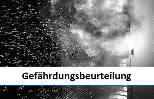 Florian Pusch - Arbeitssicherheitsunterweisung - Arbeitsschutz - Gefährdungsbeurteilung - Gefahren ermitteln - Gefahren beurteilen - Störlichtbogen - Elektrischer Schlag - Mechanische Gefährdungen - Gefahrstoffe