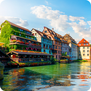 Tour privado del centro histórico de Estrasburgo en español