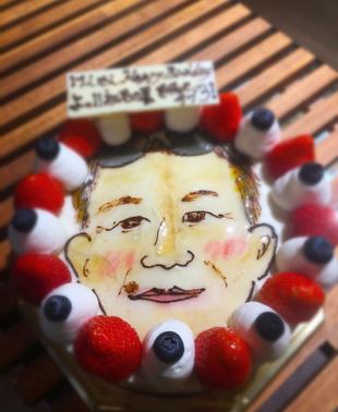 京都イラストケーキ 京都写真ケーキ 京都アイシングクッキーオリジナル 京都ザニコル 二条ケーキ屋 二条カフェ
