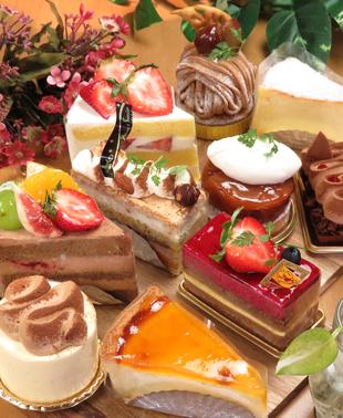 京都ザニコル 京都ケーキ屋 京都カフェ 二条ケーキ屋 二条カフェ