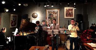 サライDo Jazzライブ