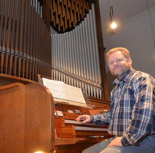 Ludger Morck, Kirchenmusiker