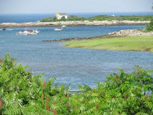 Maine's Küste