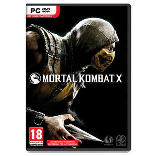 Mortal Kombat X disponible ici.