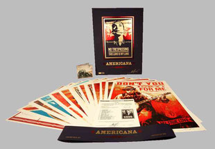 Shepard Fairey Americana Box Set
