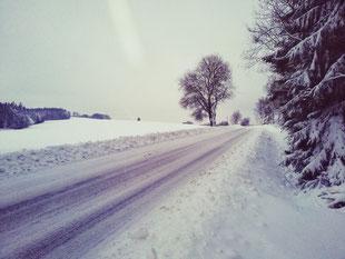 Kraftquelle, Dankbarkeit, Leben spüren, Morgenspaziergang, Glücksmoment, Glücksmoment im Winter