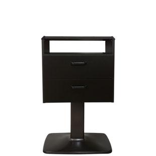 meuble de rangement pivotant meuble pied tulipe,original,commode,meuble d'entrée,vintage,design
