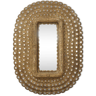 trés grand miroir ,miroir bombé,miroir style ethnique,miroir ancien,miroir a facettes,miroir xl,xxl,superbe miroir,majdeltier,miroir colonial,
