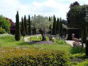 Toscana-Garten in Ellerhoop