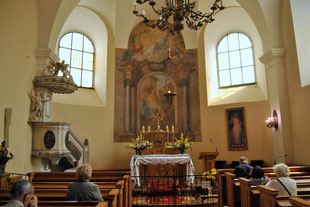 聖アンナ教会主催壇