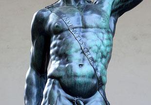 Il Perseo di Benvenuto Cellini