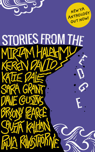 Stories from The Edge Young Adult anthology of short stories