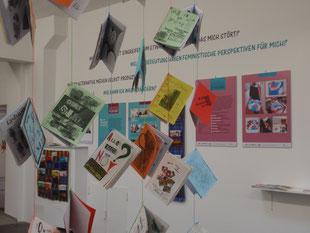 Ausstellungsansicht (Foto: Stefanie Grünangerl)