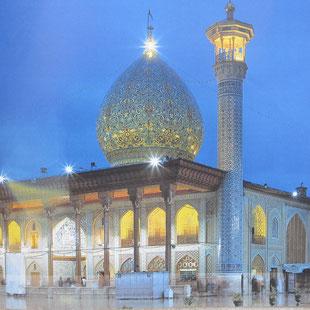 Mausoleum Shah Cheraq
