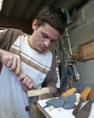 Joseph Huber, sculpteur à Versailles - L'Atelier de Joseph